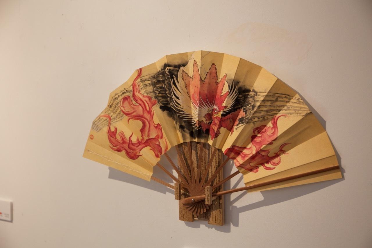 第4回祇園祭によせて扇子展_e0255740_03000010.jpg