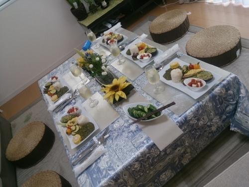 出張料理教室(~優しい時間~)_f0323446_20493234.jpg