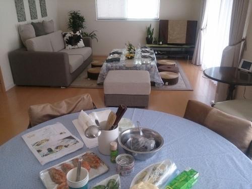 出張料理教室(~優しい時間~)_f0323446_20494054.jpg