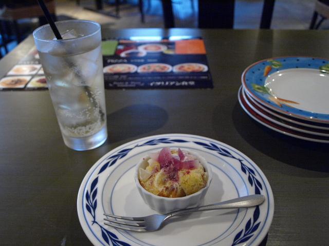 Pasta&Pizza Tomakomai イタリアン食堂 その2_d0153062_9132929.jpg