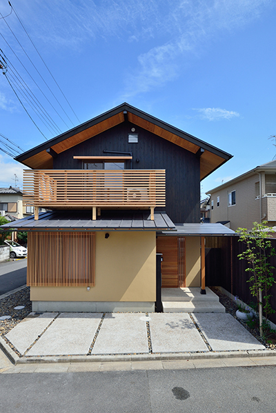 建物完成見学会「愛猫と暮らす小さな家」_e0164563_10534414.jpg