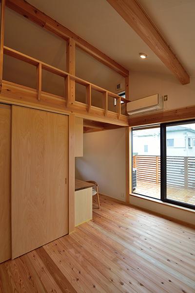 建物完成見学会「愛猫と暮らす小さな家」_e0164563_1105491.jpg