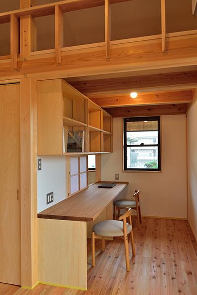 建物完成見学会「愛猫と暮らす小さな家」_e0164563_111471.jpg