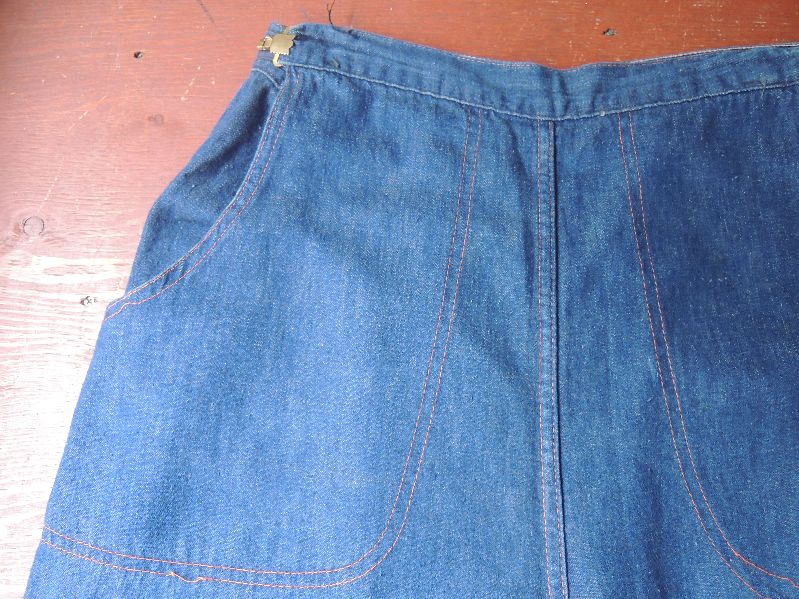 50S DENIM RANCH PANTS --RECOMMEND--_c0176867_12571998.jpg