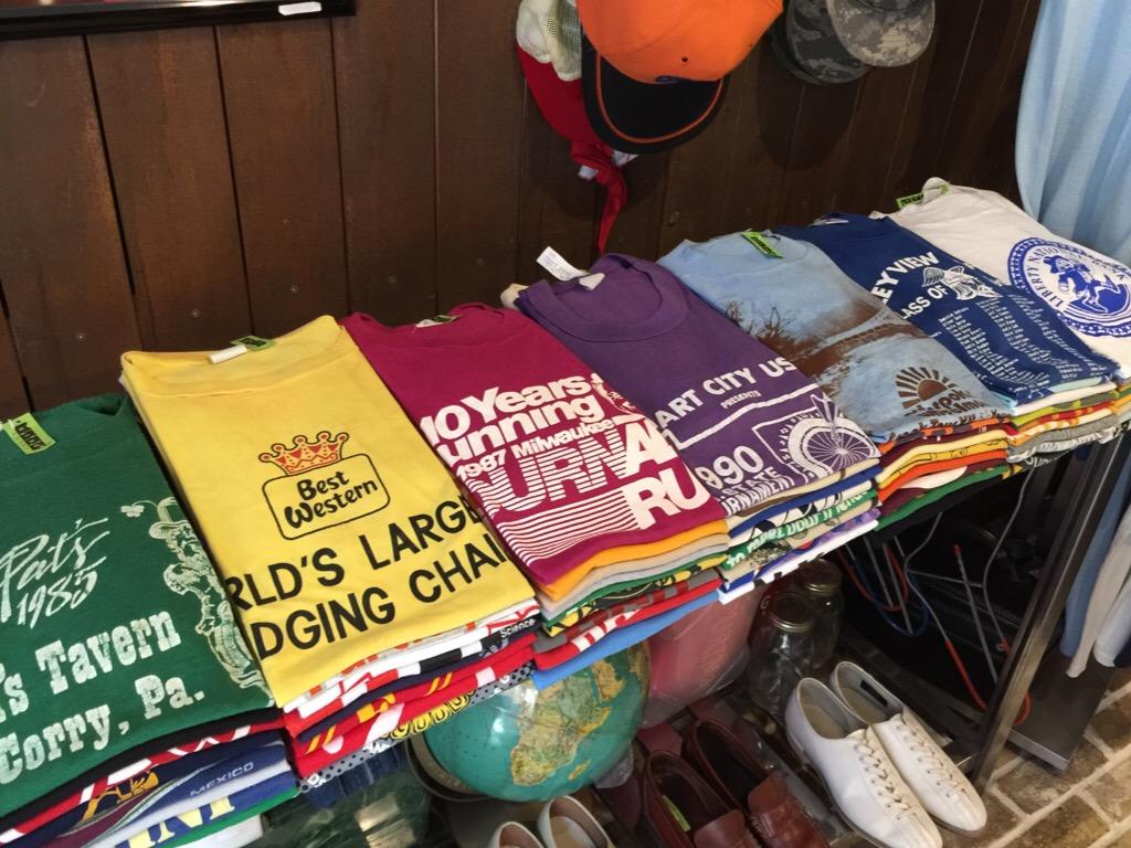 Tシャツ100枚は軽々と!!!(T.W.神戸店)_c0078587_16261158.jpg