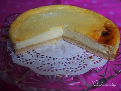 Baked Cheesecake_f0238789_4224183.jpg