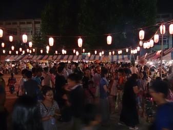2015年の成増盆踊り大会_c0223192_21503139.jpg