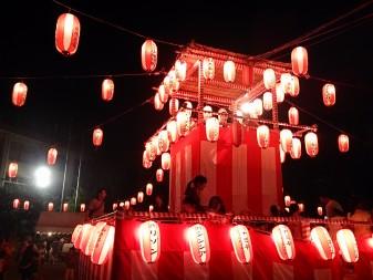 2015年の成増盆踊り大会_c0223192_21503987.jpg