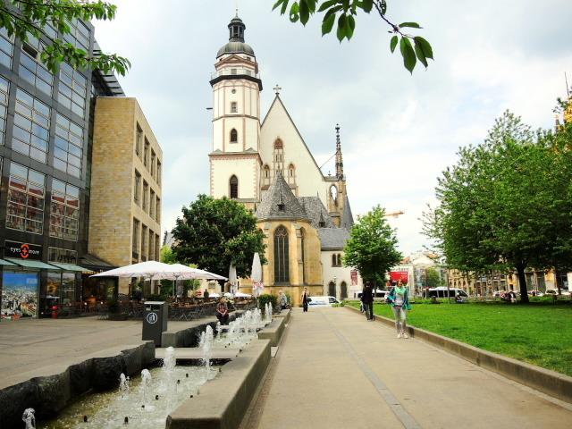29. ドイツ鉄道のストライキに遭遇し、ライプツィヒのトーマス教会へ_f0100593_15055758.jpg