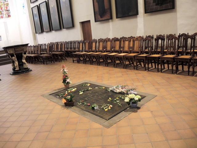 29. ドイツ鉄道のストライキに遭遇し、ライプツィヒのトーマス教会へ_f0100593_15063344.jpg