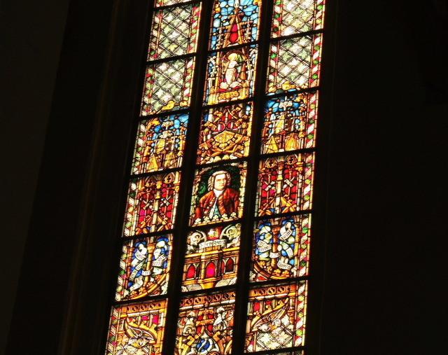 29. ドイツ鉄道のストライキに遭遇し、ライプツィヒのトーマス教会へ_f0100593_15064803.jpg