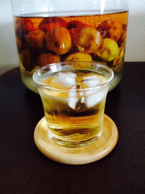 梅酒を使って_f0204295_10412473.jpg