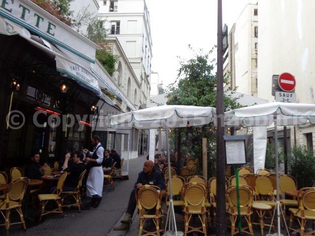 【PARIS】【街角のグルメ】【キャフェ・レストラン】サンジェルマン界隈_a0014299_23301316.jpg