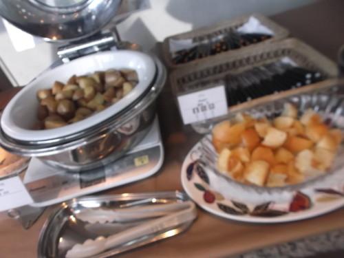 札幌プリンスホテル 朝食ブッフェ_f0076001_22371018.jpg