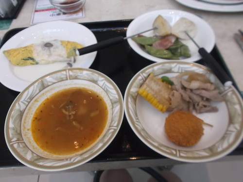 札幌プリンスホテル 朝食ブッフェ_f0076001_22393225.jpg
