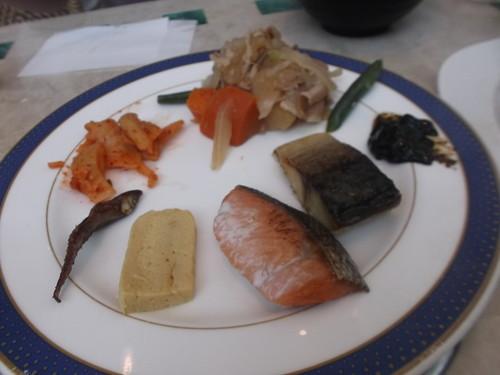 札幌プリンスホテル 朝食ブッフェ_f0076001_22411622.jpg