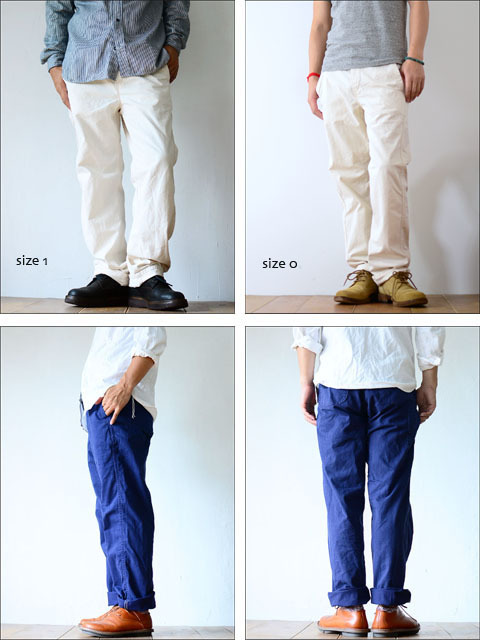【再入荷】orslow[オアスロウ] FRENCH WORK PANTS [03-5000] MEN\'S/LADY\'S_f0051306_18504914.jpg