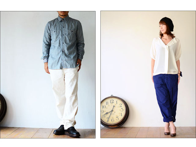 【再入荷】orslow[オアスロウ] FRENCH WORK PANTS [03-5000] MEN\'S/LADY\'S_f0051306_18504981.jpg