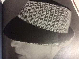 スタイリッシュクロッシュより帽子クロッシェを作りました(リメイク)