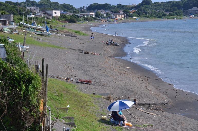 三戸浜の集落_d0065116_22432291.jpg