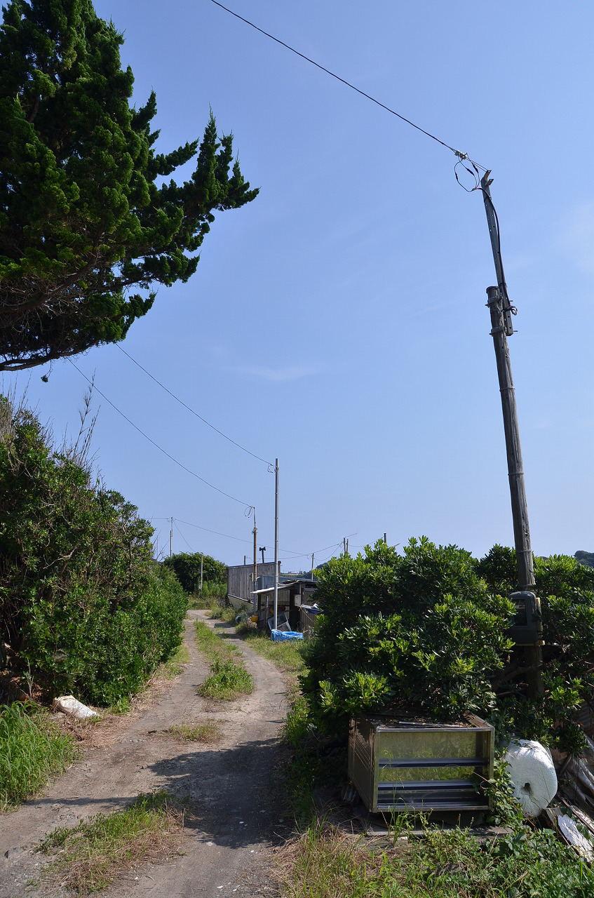 三戸浜の集落_d0065116_22444948.jpg