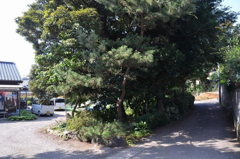三戸浜の集落_d0065116_22455147.jpg