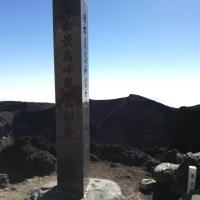 念願!富士山登頂!もうイイヤ?_c0339918_11433015.jpg
