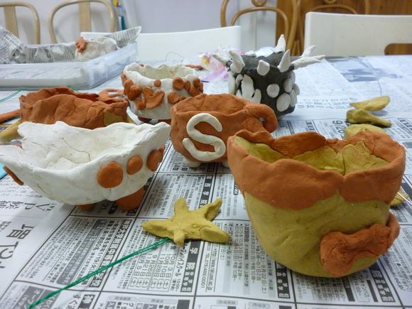 7月はミニ植木鉢を作りました_b0215321_19192874.jpg
