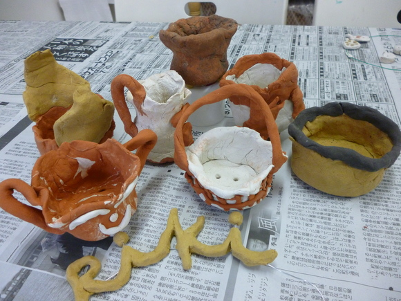 7月はミニ植木鉢を作りました_b0215321_1920268.jpg