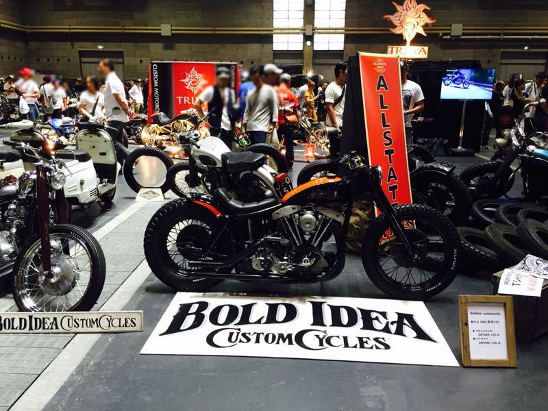 「 続 NEW ORDER CHOPPER SHOW 2015 & T-SHIRT 」_c0078333_9445995.jpg
