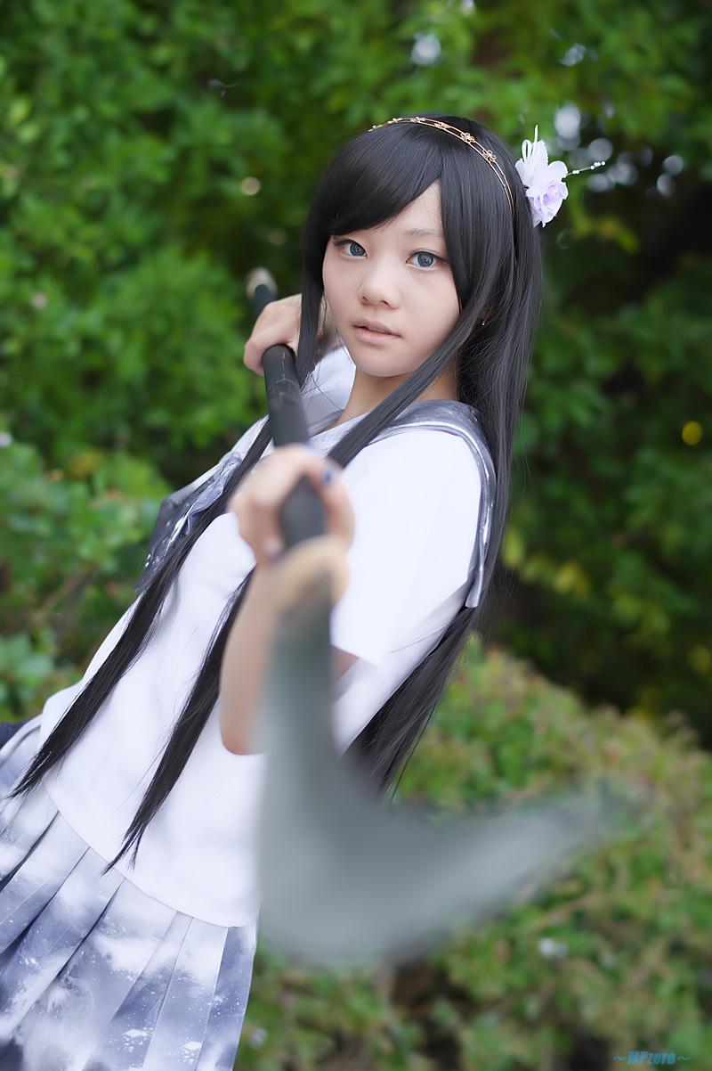 七橋 すい さん[Sui.Nanahashi]2015/07/26 ワンダーフェスティバル 2015 夏(WonderFestival 2015 Summer)_f0130741_2562067.jpg