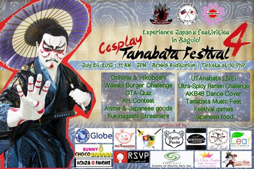 COSPLAY TANABATA FESTIVAL 4 in Baguio city 2015_a0109542_0212475.jpg