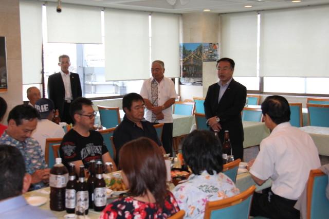 駿河湾海を守る会総会、望月環境大臣出席!!_f0175450_841270.jpg