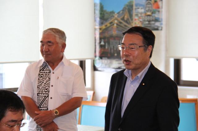 駿河湾海を守る会総会、望月環境大臣出席!!_f0175450_84477.jpg
