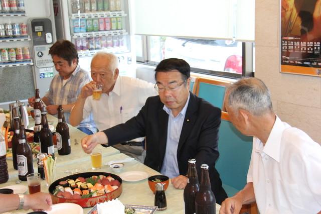 駿河湾海を守る会総会、望月環境大臣出席!!_f0175450_85911.jpg