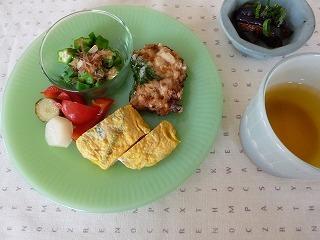 lunch  ひとり反省会_a0165160_07311333.jpg