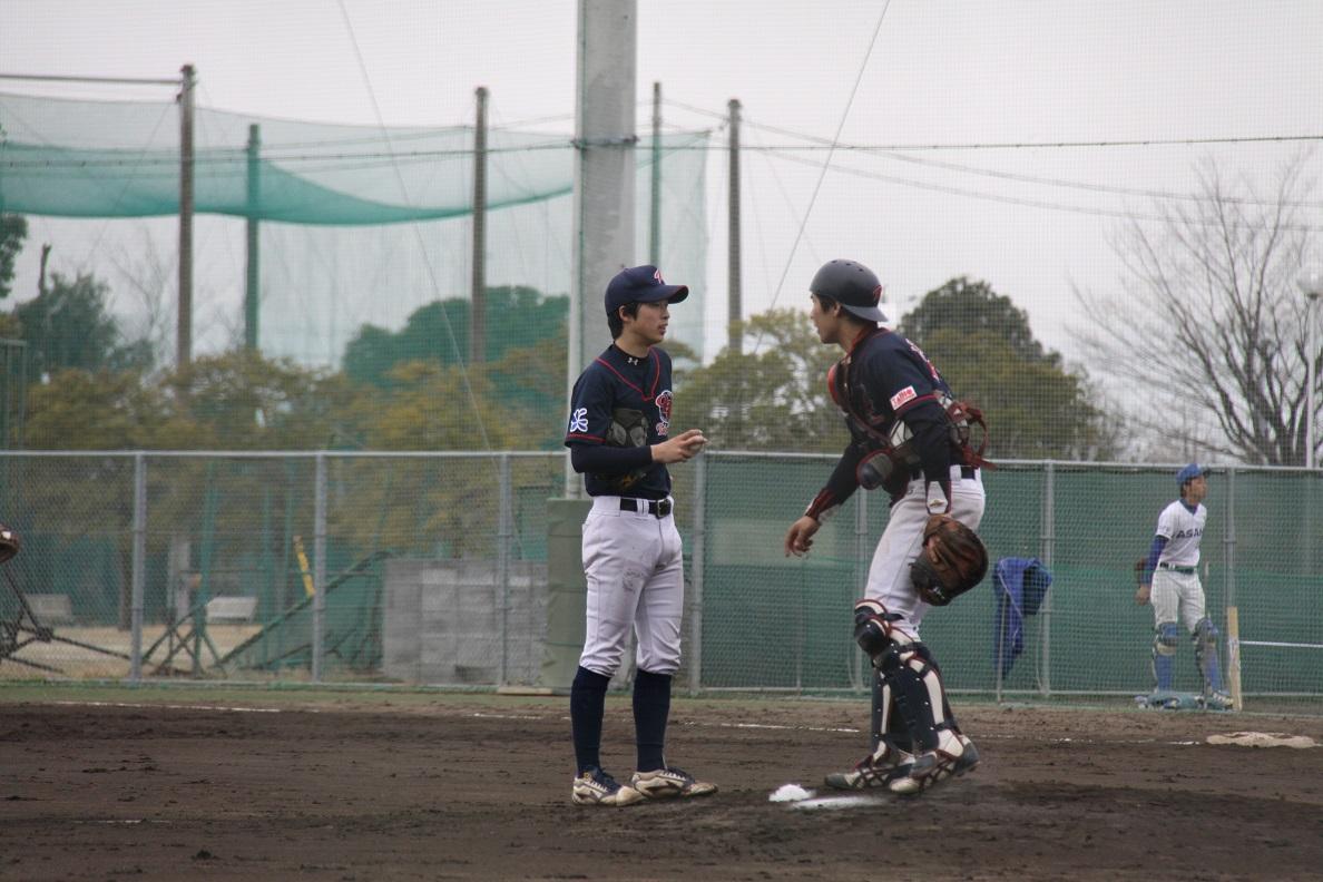 朝日大学 第二試合_b0105369_13151078.jpg