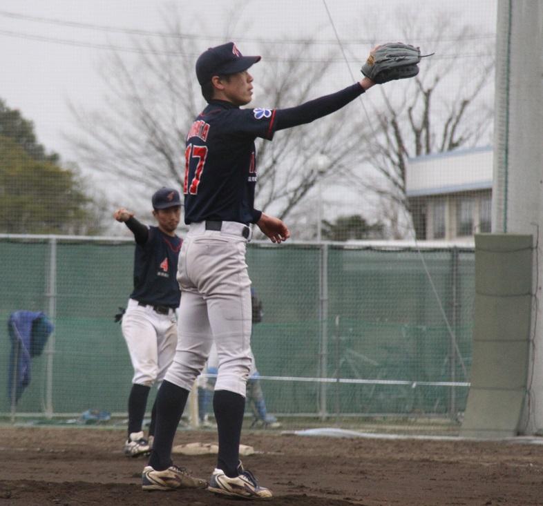 朝日大学 第二試合_b0105369_13164248.jpg