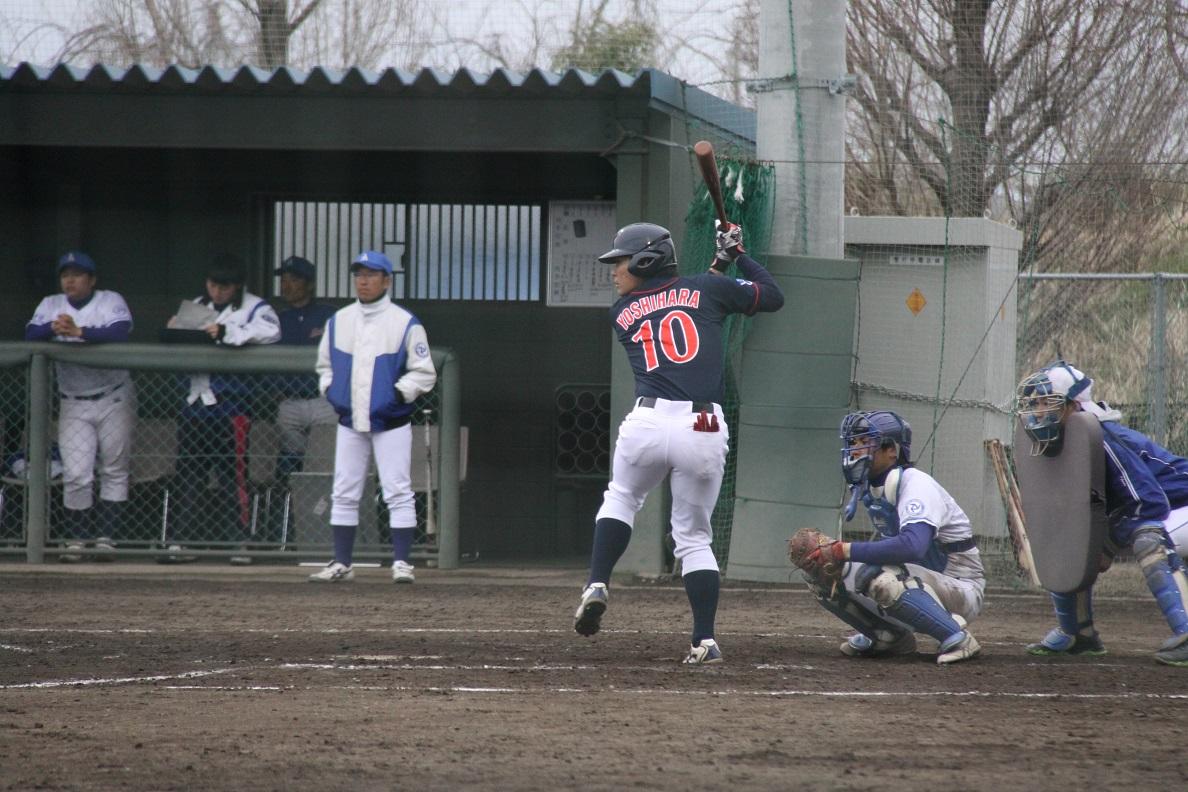 朝日大学 第二試合_b0105369_1318485.jpg