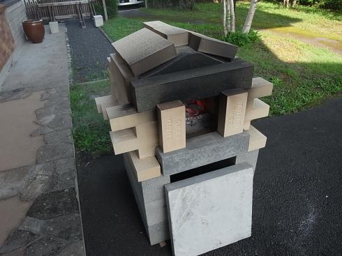 ピザ窯、簡単に作っちゃおう!_c0189970_11202692.jpg