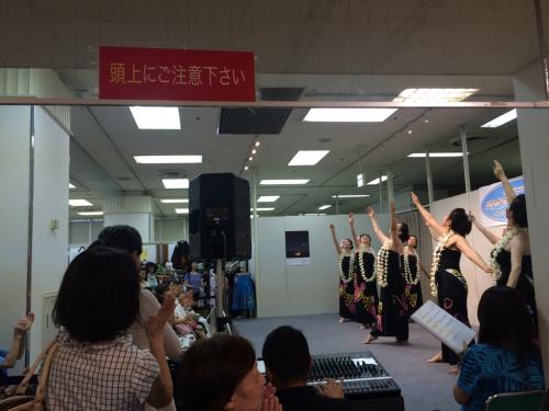 踊ってきました( ´ ▽ ` )ノ_d0256587_21215009.jpg