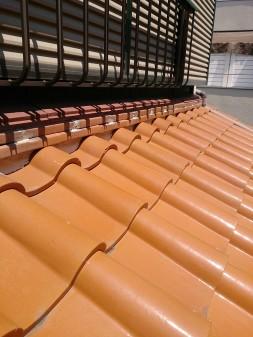 さいたま市の浦和区で瓦屋根修理。_c0223192_21415371.jpg