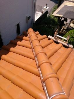 さいたま市の浦和区で瓦屋根修理。_c0223192_2141716.jpg