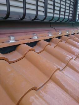 さいたま市の浦和区で瓦屋根修理。_c0223192_2142226.jpg