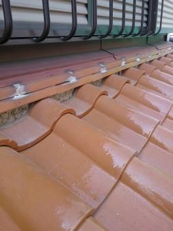 さいたま市の浦和区で瓦屋根修理。_c0223192_2142416.jpg