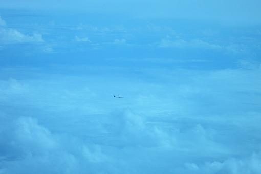 クリスタル・シンフォニー アジアクルーズ 1日目-1 NH855 ビジネスクラス_e0160595_14503763.jpg