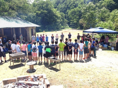 DUO PARK FC Supporter\'s Club OUTDOOR Meeting July 26, 2015_c0365198_21463537.jpg