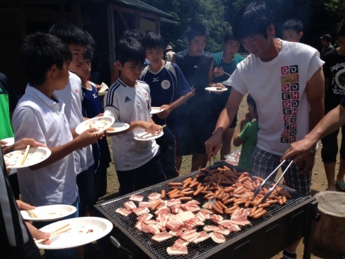 DUO PARK FC Supporter\'s Club OUTDOOR Meeting July 26, 2015_c0365198_21502394.jpg