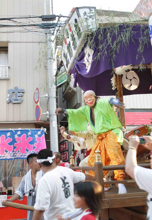 オープンラジオ夏の陣 88.oMhz @守谷祇園祭_a0216706_19574234.jpg