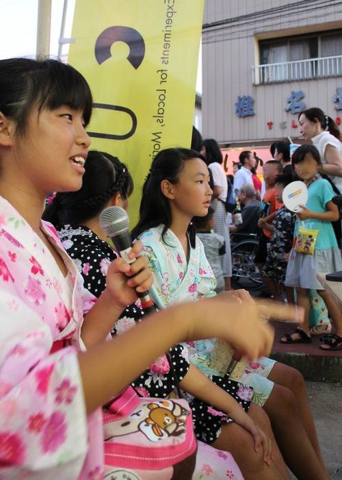 オープンラジオ夏の陣 88.oMhz @守谷祇園祭_a0216706_20202242.jpg